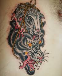 tattoo history vancouver wolf in sheep s clothing by matty at gastown tattoo parlour
