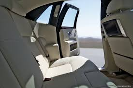 Roll Royce Ghost Interior Rolls Royce Ghost Baby Phantom With Twin Turbo V12 Officially