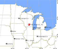 sun prairie wisconsin wi 53590 profile population maps