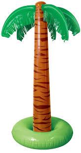 blow up thanksgiving decorations 5 u0027 inflatable palm tree birthdayexpress com