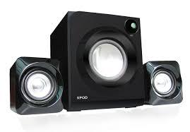 xpod cute q3 2 1 multimedia speakers price in pakistan xpod in