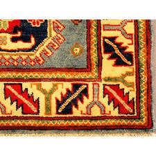 10 X 20 Rug Size 2 U0027 10 U201d X 4 U0027 1 U201d Kazak Wool Rug From Pakistan