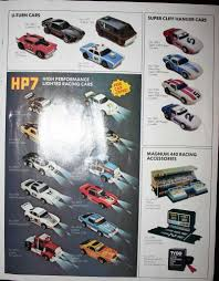tyco slot car literature collection at www pinballrebel com