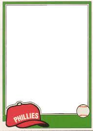 printable baseball card template trading card creator free printable best professional templates