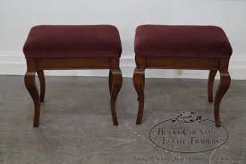 fremarc designs pair of french country style benches bucks