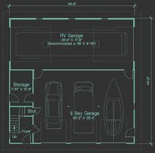 Plans Rv Garage Plans by The 25 Best Rv Garage Plans Ideas On Pinterest Rv Garage Boat