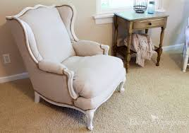 Wingback Chairs Design Ideas Charming Diy Upholstered Wingback Chair Images Decoration Ideas