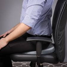 Lift Cushion For Chair Dmi Deluxe Swivel Seat Cushion Grey Walmart Com