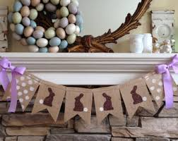 Easter Decorations Ireland by Happy Easter Etsy
