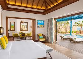 island bedroom holiday villa in doha banana island resort doha sea view pool villa