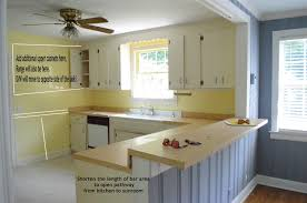 kitchen before 50s ranch home remodel u0026 renovation home ideas
