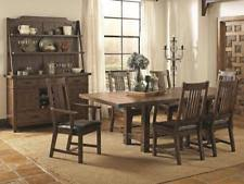 arts and crafts mission style dining sets ebay