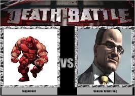 Juggernaut Meme - juggernaut vs senator armstrong by infinity putotyra on deviantart