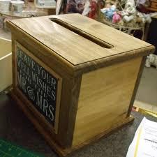 wedding card box sayings wooden wishing well wedding card box assort sayings handmade