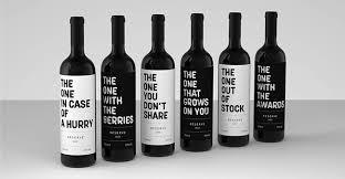 new wine bottles with memorable labels help you choose wine stanpac