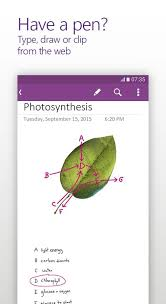 onenote app for android android mauritius microsoft onenote for android gets new notebar