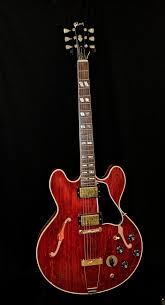 vintage 1968 gibson es 345 semi hollow body stereo electric guitar