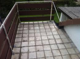 balkon abdichten balkon sanierung eine preiswete lösung balkon abdichtung