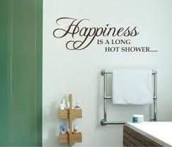 elegant and fabulous bathroom wall quote styles bathroom razode