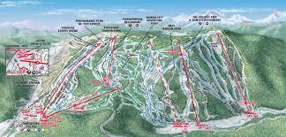 Map Of Durango Colorado by Tom U0027s Skiing Info