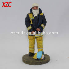firefighter figurines metal and craft fireman figurines firefighter statue buy