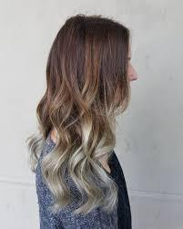 silver brown hair 50 stunning silver ombre hair ideas precious locks