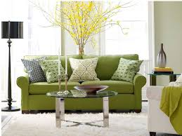 apartments excellent living room design ideas with green couch