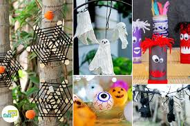 spooky decorations diy easy and spooky decorations fab how