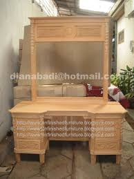 Unfinished Wood Vanity Table 71 Best Unfinished Mahogany Furniture Images On Pinterest