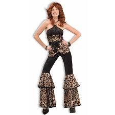 Halloween Costumes Studio 54 Disco Dee Lite 70 U0027s 80 U0027s Jumpsuit Halloween