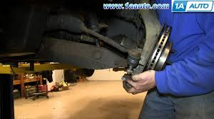 how to install replace lower ball jount 1997 2010 mercury