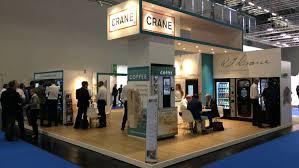 exhibition presentation of a new successful international stand presentation for crane uk u2013 maqutos
