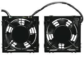 tripp lite srfanwm wallmount rack enclosure cooling roof fan kit