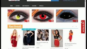 how to buy cheapest colored contacts and halloween contacts at