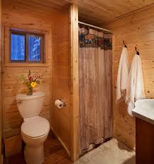 rustic cabin bathroom ideas cabin bathroom ideascute images about log home bathroom rustic