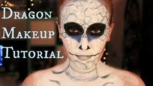 Halloween Makeup Male Dragon Halloween Makeup Tutorial Ep 3 Youtube