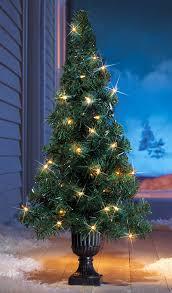 26 inch pre lit twinkling lights tree birddog lighting