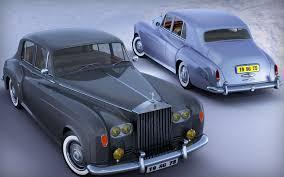 roll royce silver rolls royce silver cloud iii 1963