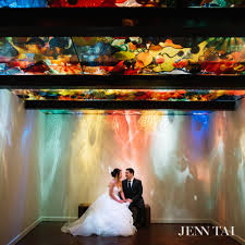 wedding planner seattle rustic wedding at chihuly garden and glass with seattle wedding