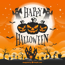 Halloween Birthday Card Ideas by 10 Free Halloween Vectors Freepik Blog