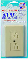 amazon com mommys helper safe plate electrical outlet covers