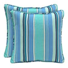 home decorators outdoor pillows home decorators collection sunbrella dolce oasis square outdoor