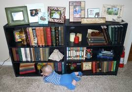 proverbs and pacifiers baby proofing the bookshelf