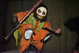 100 halloween attractions near me rise haunted house zombie