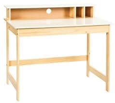 bureau bois massif blanc bureau bois massif pegane laqué blanc fiche test produit et avis