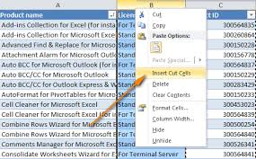 excel how to swap columns by drag n drop and move columns in