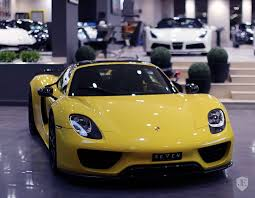 porsche spyder yellow 2015 porsche 918 spyder in riyadh saudi arabia for sale on