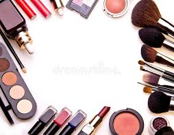 professional makeup artist tools set of essential professional make up tools stock photo image of