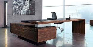 Leather Office Desk Brilliant Executive Office Desk Modern Executive Office Desk