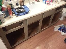 gray bathroom cabinets fieldhouse grey painted bathroom vanity tsc